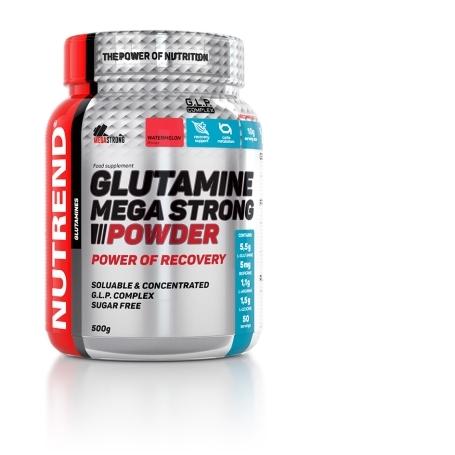 GLUTAMINE MEGA STRONG POWDER, 500 g, meloun