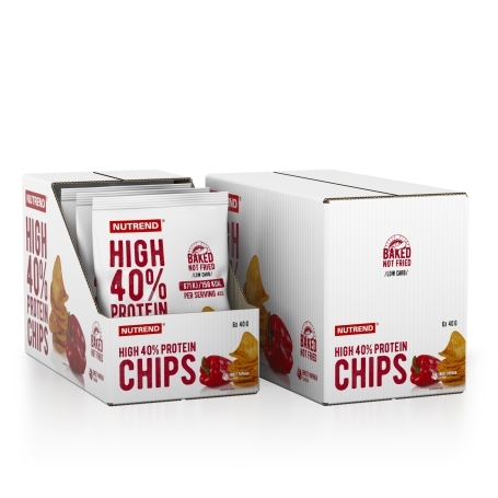 NUTREND - HIGH PROTEIN CHIPS