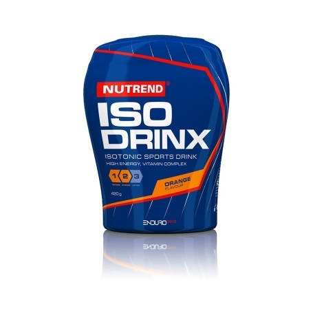 ISODRINX, 420 g, pomeranč