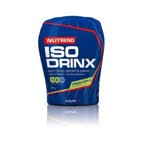 ISODRINX, 420 g, zelené jablko
