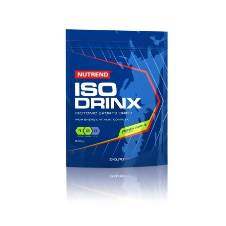 ISODRINX, 840 g, zelené jablko