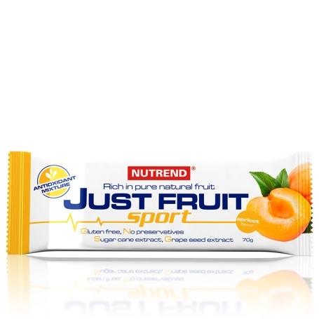JUST FRUIT SPORT, 70 g, meruňka
