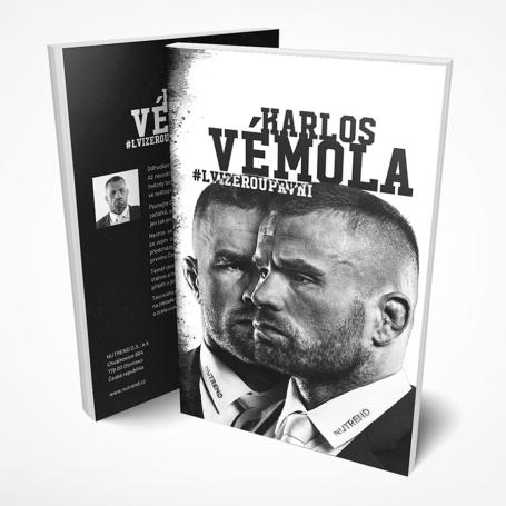 KNIHA KARLOS VÉMOLA - Lvi žerou první