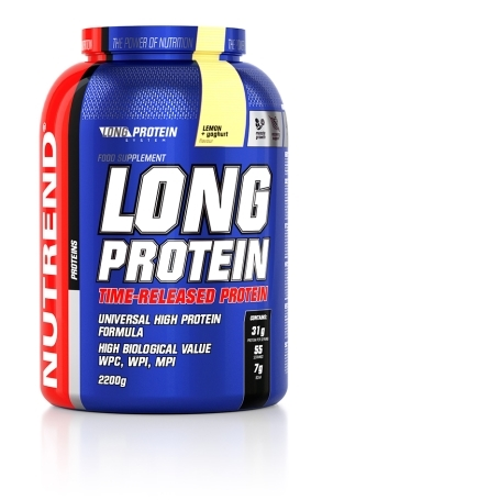 LONG PROTEIN, 2200 g, citron+jogurt
