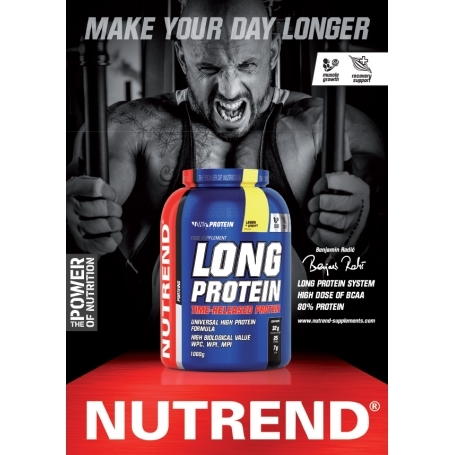 NUTREND - LONG PROTEIN