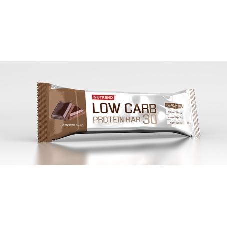 LOW CARB PROTEIN BAR 30, 80 g, čokoláda