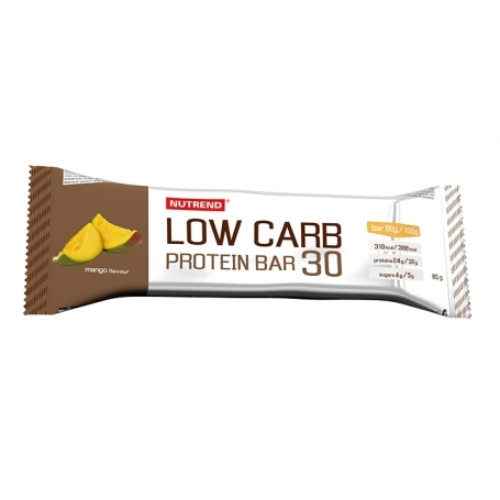 LOW CARB PROTEIN BAR 30, 80 g, mango