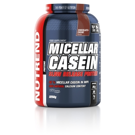 MICELLAR CASEIN, 2250 g, jahoda