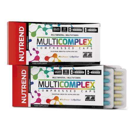 MULTICOMPLEX COMPRESSED CAPS