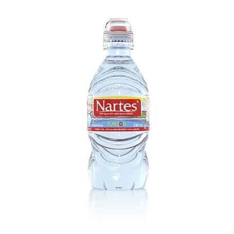 NARTES JUNIOR pramenitá voda, 330 ml, neperlivá