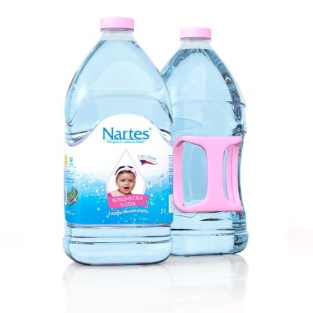 NARTES kojenecká voda, 5000 ml,