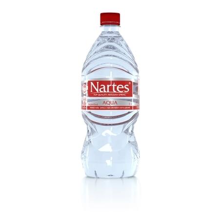 NARTES pramenitá voda, 1000 ml, neperlivá