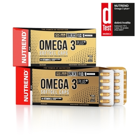 OMEGA 3 PLUS SOFTGEL CAPS