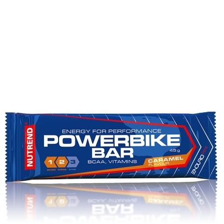 POWER BIKE BAR, 45 g, karamel