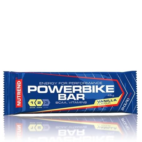 POWER BIKE BAR, 45 g, vanilka