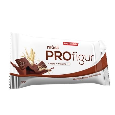 PROFIGUR MÜSLI, 33 g, čokoláda