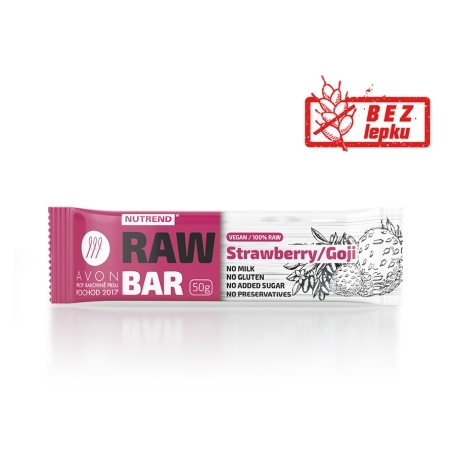 RAW BAR goji + jahoda  Avon