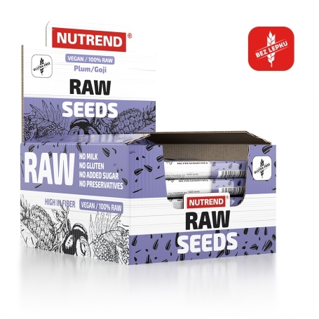 NUTREND - RAW SEEDS BAR