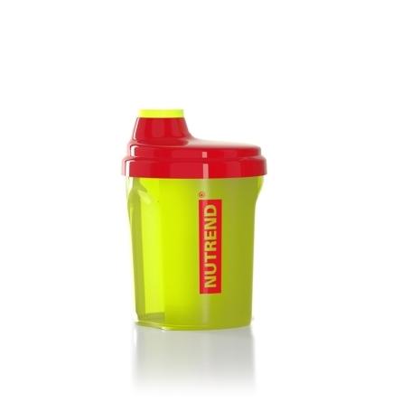 ŠEJKR Nutrend - 300 ml - žlutý