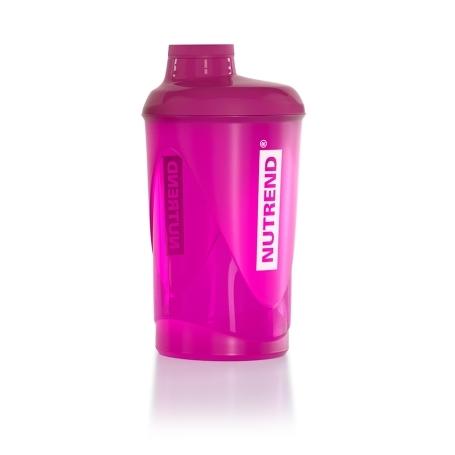 ŠEJKR Nutrend - 600 ml - fialový