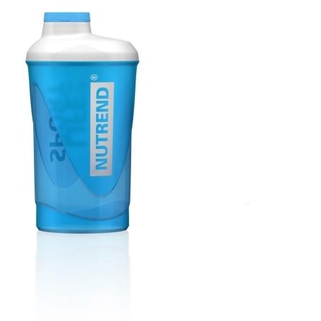 ŠEJKR Nutrend - 600 ml - modrý