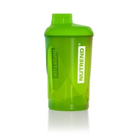 ŠEJKR Nutrend - 600 ml - zelený