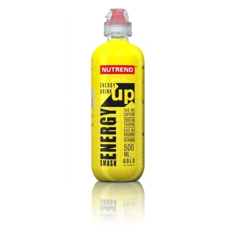 SMASH ENERGY UP, 500 ml, gold
