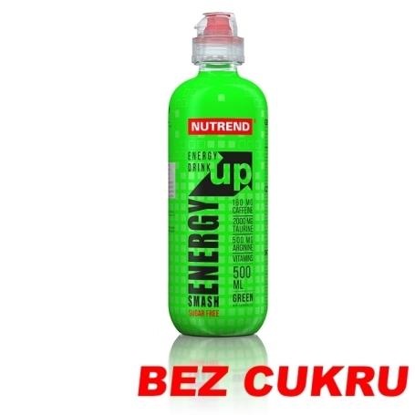 SMASH ENERGY UP, 500 ml, green