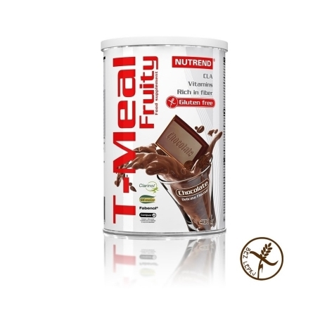 T-MEAL FRUITY, 400 g, čokoláda