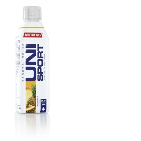 UNISPORT, 1000 ml, ananas