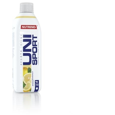 UNISPORT, 1000 ml, bílý grep