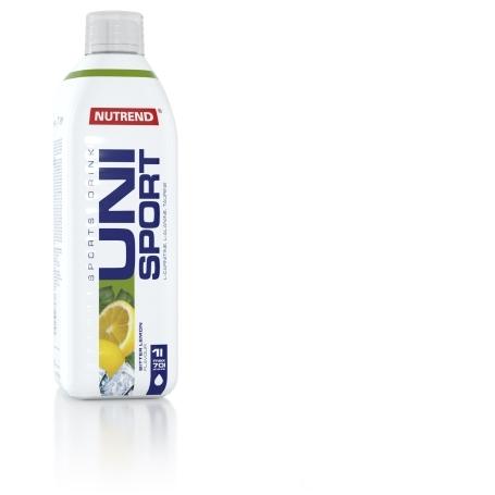 UNISPORT, 1000 ml, bitter lemon