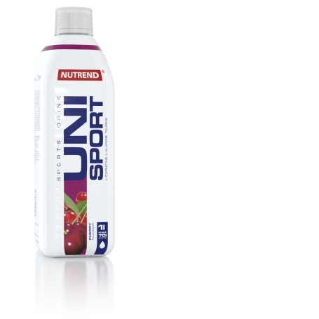 UNISPORT, 1000 ml, cherry