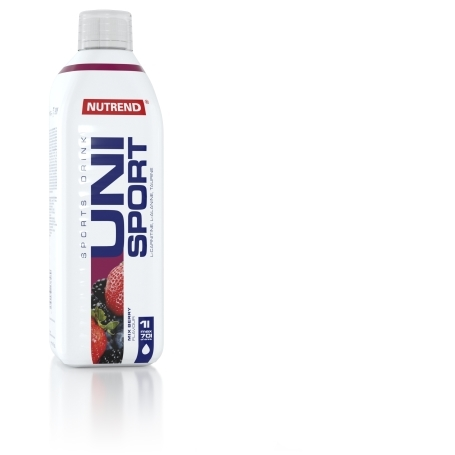 UNISPORT, 1000 ml, mix berry
