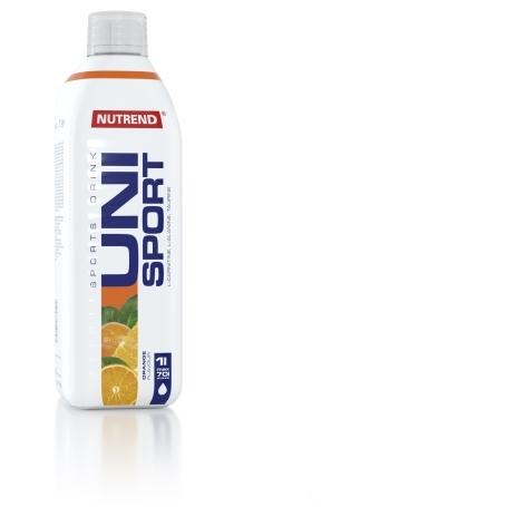 UNISPORT, 1000 ml, pomeranč