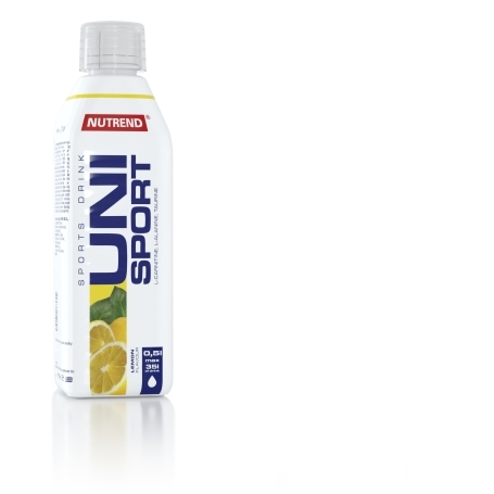 UNISPORT, 500 ml, citron