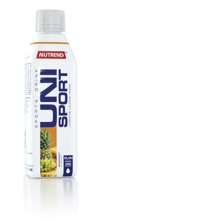 UNISPORT, 500 ml, mixfruit