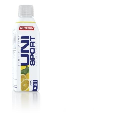 UNISPORT, 500 ml, zelený čaj+citron