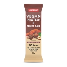 VEGAN PROTEIN FRUIT BAR