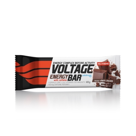 NUTREND - VOLTAGE ENERGY CAKE WITH CAFFEINE
